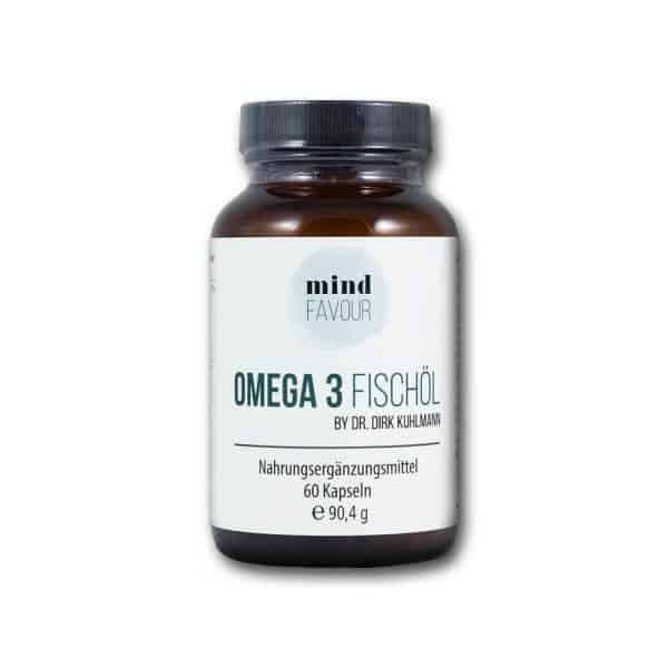 MIND FAVOUR Food Supplements Omega 3 Fish Oil Capsules Buy Highest Purity DHA EPA 2019