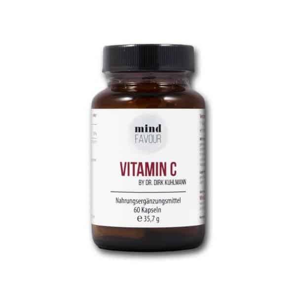 MIND FAVOUR Kosttilskud C-vitamin kapsler Køb 2019