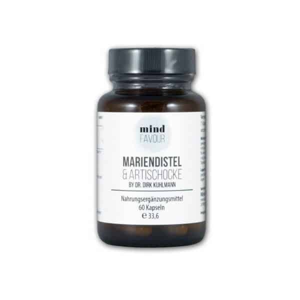 Mariendistel-&-Artischocke Bitterstoffe 2