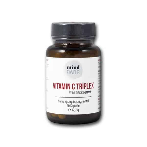 Buy Vitamin C Triplex Vegan Capsules