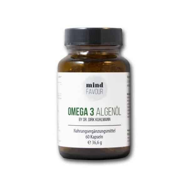 Omega-3 alger olie